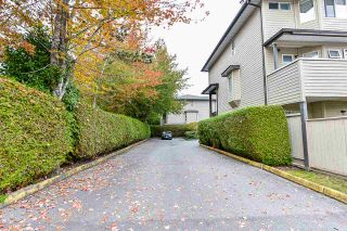 "Photo 3: 1 8751 BENNETT Road in Richmond: Brighouse South Townhouse for sale in ""Bennett Court"" : MLS®# R2504623"