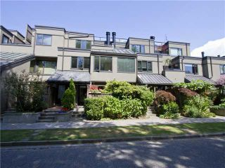 """Photo 20: 852 GREENCHAIN in Vancouver: False Creek Townhouse for sale in """"HEATHER POINT"""" (Vancouver West)  : MLS®# V1019589"""