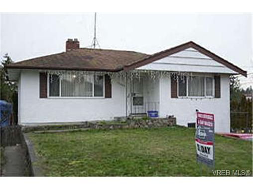 Main Photo: 4124 Glanford Ave in VICTORIA: SW Glanford House for sale (Saanich West)  : MLS®# 253330