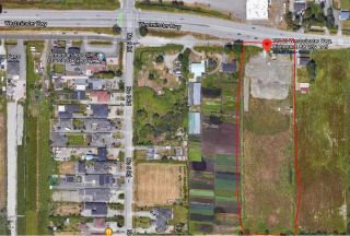 Main Photo: 14160 WESTMINSTER Highway in Richmond: East Richmond Land for sale : MLS®# R2563454