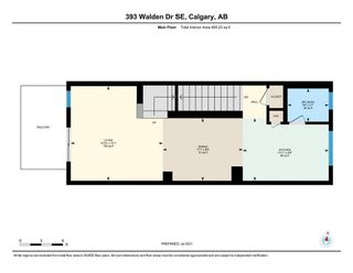 Photo 48: 393 WALDEN Drive SE in Calgary: Walden Row/Townhouse for sale : MLS®# A1126441