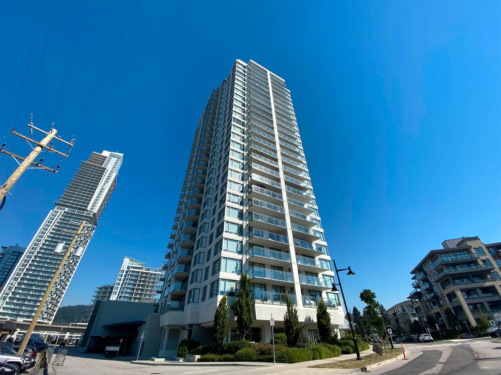 """Main Photo: 1506 570 EMERSON Street in Coquitlam: Coquitlam West Condo for sale in """"Uptown 2"""" : MLS®# R2597543"""