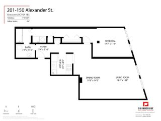 """Photo 25: 201 150 ALEXANDER Street in Vancouver: Downtown VE Condo for sale in """"MISSION HOUSE"""" (Vancouver East)  : MLS®# R2620191"""
