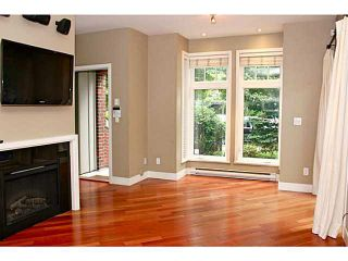 Photo 21: 1749 MAPLE Street in Vancouver: Kitsilano Townhouse for sale (Vancouver West)  : MLS®# V1126150