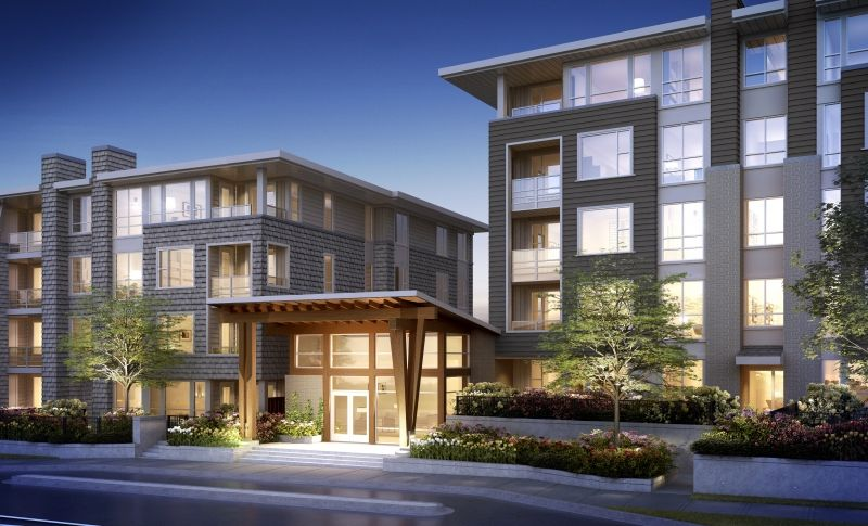 Main Photo: 401 2665 Mountain Hwy. in : Westlynn Condo for sale (North Vancouver)