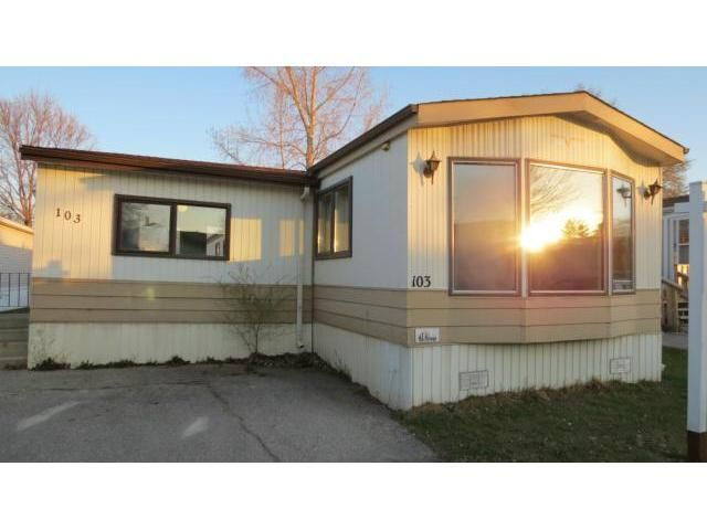 Main Photo: 103 Springwood Drive in WINNIPEG: St Vital Residential for sale (South East Winnipeg)  : MLS®# 1208029
