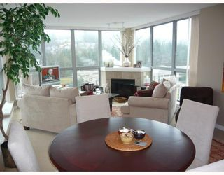 """Photo 3: 1501 290 NEWPORT Drive in Port_Moody: North Shore Pt Moody Condo for sale in """"THE SENTINEL"""" (Port Moody)  : MLS®# V689879"""