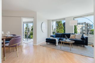 """Photo 3: 903 1277 NELSON Street in Vancouver: West End VW Condo for sale in """"THE JETSON"""" (Vancouver West)  : MLS®# R2615495"""