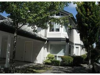 Photo 1: # 20 4748 54A ST in : Delta Manor Townhouse for sale : MLS®# V1055199