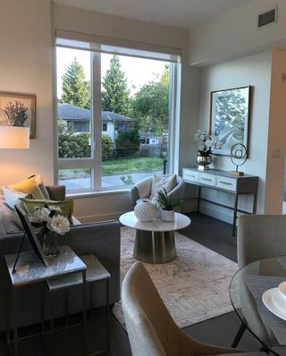 """Photo 1: 304 7777 CAMBIE Street in Vancouver: Marpole Condo for sale in """"SOMA"""" (Vancouver West)  : MLS®# R2589639"""