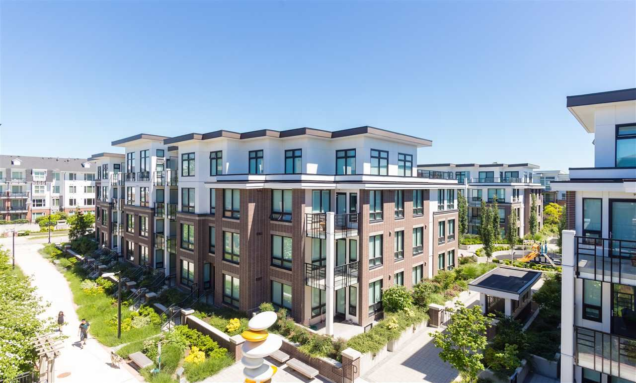 Main Photo: 415 9299 TOMICKI AVENUE in Richmond: West Cambie Condo for sale : MLS®# R2077141
