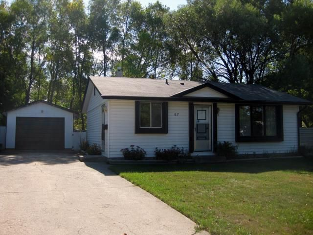 Main Photo: 67 Mount Allison Bay in WINNIPEG: Fort Garry / Whyte Ridge / St Norbert Residential for sale (South Winnipeg)  : MLS®# 1119655