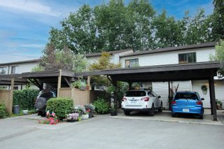 """Photo 1: 5137 203 Street in Langley: Langley City Townhouse for sale in """"Longlea Estates"""" : MLS®# R2609722"""