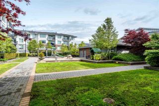 """Photo 2: 121 9399 ODLIN Road in Richmond: West Cambie Condo for sale in """"MAYFAIR PLACE"""" : MLS®# R2573266"""
