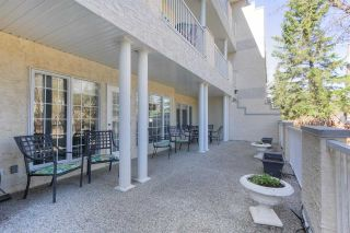 Photo 41: 108 11650 79 Avenue NW in Edmonton: Zone 15 Condo for sale : MLS®# E4241800