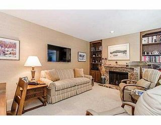 """Photo 13: 5257 ASPEN Crescent in West Vancouver: Upper Caulfeild Townhouse for sale in """"SAHALEE"""" : MLS®# V1023681"""