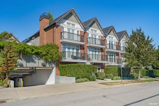 """Photo 1: 1 5655 CHAFFEY Avenue in Burnaby: Central Park BS Condo for sale in """"TOWNIE WALK"""" (Burnaby South)  : MLS®# R2615773"""