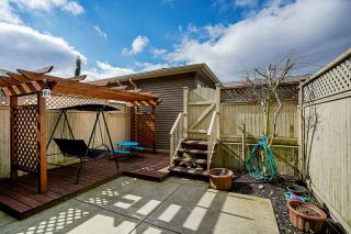 """Photo 39: 7793 211B Street in Langley: Willoughby Heights Condo for sale in """"SHAUGHNESSY MEWS"""" : MLS®# R2569575"""