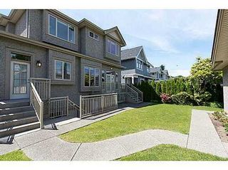 Photo 33: 3837 3RD Ave W in Vancouver West: Point Grey Home for sale ()  : MLS®# V1010558