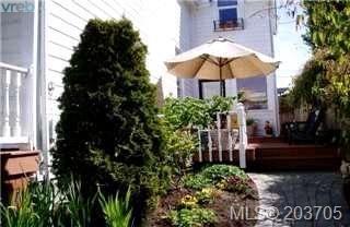 Photo 7:  in VICTORIA: Vi James Bay House for sale (Victoria)  : MLS®# 372697