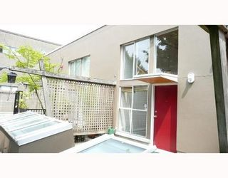Photo 6: 3 1227 7TH Ave in Vancouver East: Home for sale : MLS®# V708004