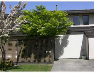 """Photo 9: 2 11491 7TH Ave in Richmond: Steveston Village Townhouse for sale in """"MARINERS VILLAGE"""" : MLS®# V647222"""