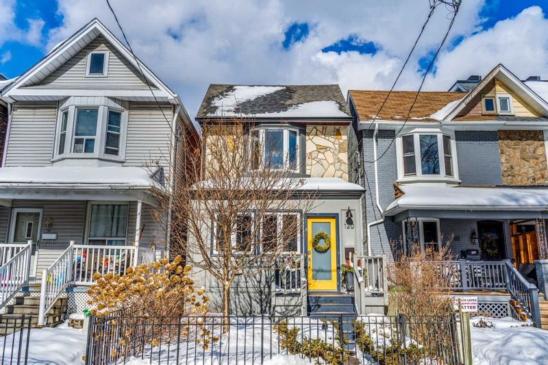 FEATURED LISTING: 120 Boultbee Avenue Toronto