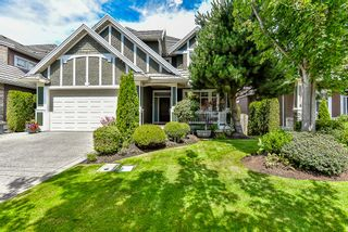 """Photo 1: 15469 37A Avenue in Surrey: Morgan Creek House for sale in """"ROSEMARY HEIGHTS"""" (South Surrey White Rock)  : MLS®# R2090418"""