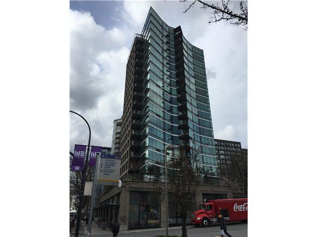 Main Photo: 502 1003 BURNABY STREET in : West End VW Condo for sale : MLS®# V1112375