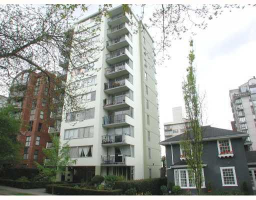 Main Photo: 201 1534 HARWOOD STREET in : West End VW Condo for sale : MLS®# V764929