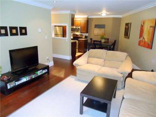 """Photo 3: 311 4373 HALIFAX Street in Burnaby: Brentwood Park Condo for sale in """"BRENT GARDENS"""" (Burnaby North)  : MLS®# V889902"""