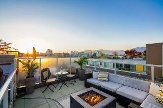 Photo 1: 606 417 Great Northern Way in Vancouver: Strathcona Condo for sale ()  : MLS®# R2571922
