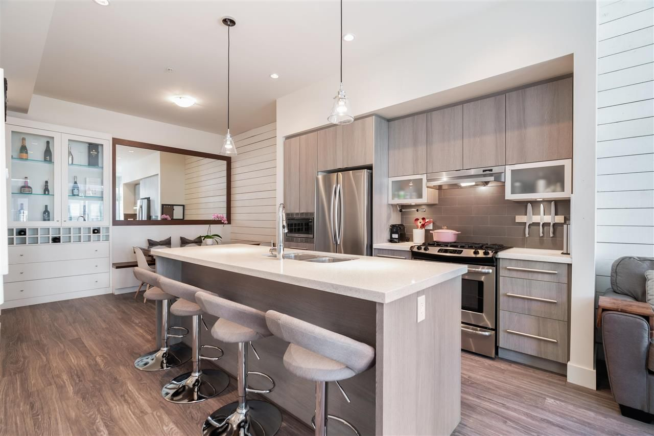 """Main Photo: 32 7811 209 Street in Langley: Willoughby Heights Townhouse for sale in """"The Exchange"""" : MLS®# R2589617"""