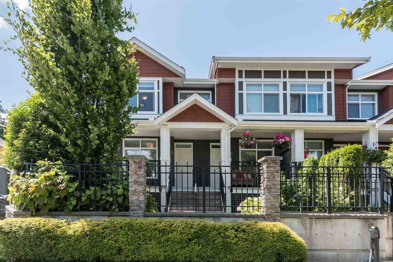 Main Photo: 1 11461 236 Street in Maple Ridge: Cottonwood MR Townhouse for sale : MLS®# R2476406