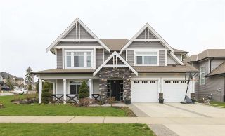 "Photo 1: 34453 MARCLIFFE Place in Abbotsford: Abbotsford East House for sale in ""THE QUARRY"" : MLS®# R2157137"