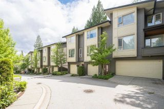 """Main Photo: 28 9229 UNIVERSITY Crescent in Burnaby: Simon Fraser Univer. Townhouse for sale in """"SERENITY"""" (Burnaby North)  : MLS®# R2589602"""