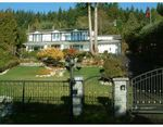 Property Photo: 1125 CRESTLINE RD in West Vancouver