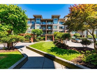 Photo 2: 308 33538 MARSHALL Road in Abbotsford: Abbotsford East Condo for sale : MLS®# R2593643