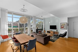 "Photo 6: 626 KINGHORNE Mews in Vancouver: Yaletown Townhouse for sale in ""Silver Sea"" (Vancouver West)  : MLS®# R2575284"