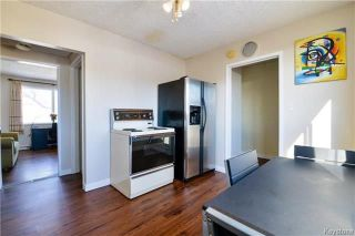 Photo 7: 558 Berwick Place in Winnipeg: Fort Rouge Residential for sale (1Aw)  : MLS®# 1805408