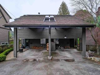 Main Photo: 6377 CHATHAM Street in West Vancouver: Horseshoe Bay WV 1/2 Duplex for sale : MLS®# R2540163