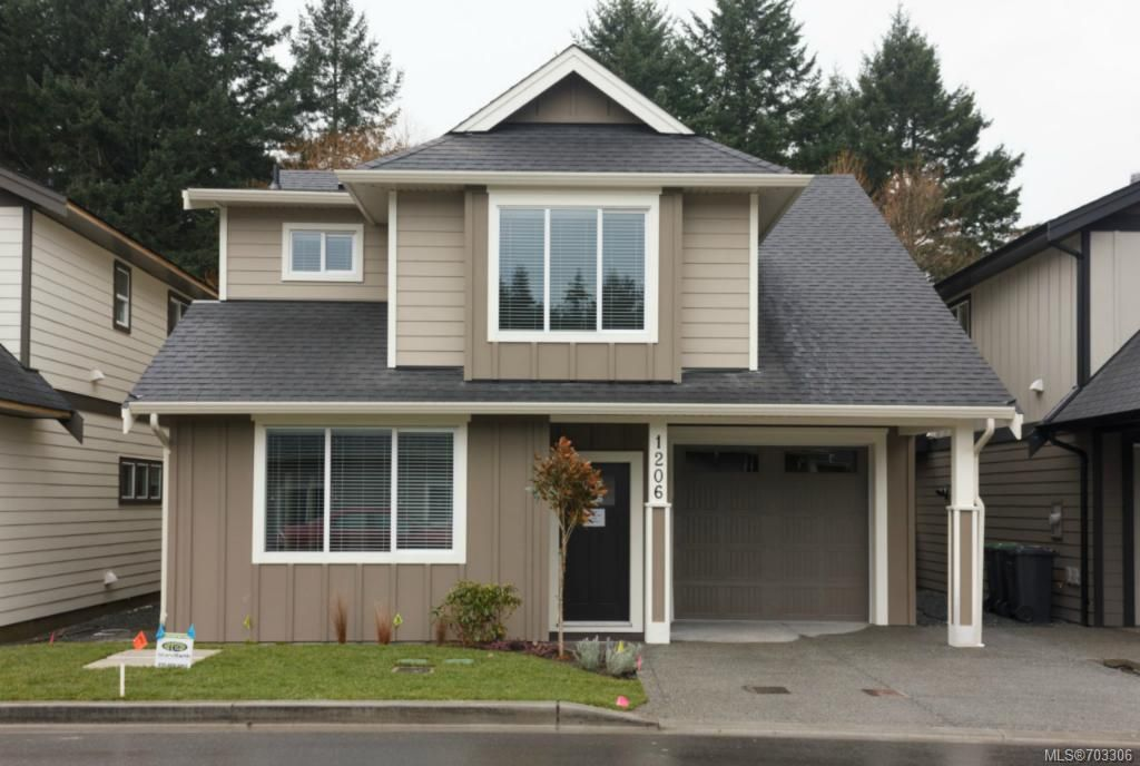 Main Photo: 1206 McLeod Pl in Langford: La Happy Valley House for sale : MLS®# 703306