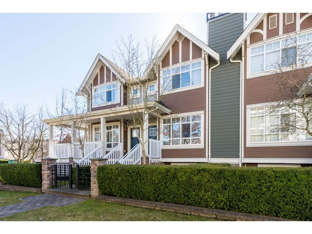 Main Photo: 7123 MONT ROYAL SQUARE in Vancouver: Champlain Heights Townhouse for sale (Vancouver East)  : MLS®# R2350101