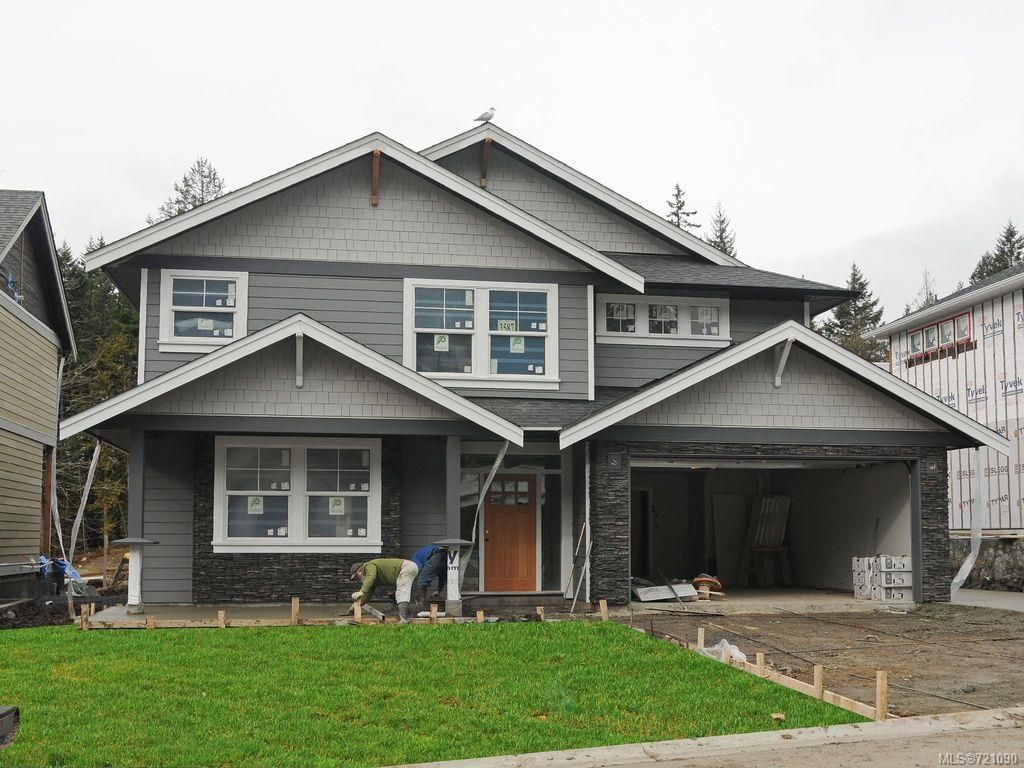 Main Photo: 3583 Goldspur Rd in Langford: La Olympic View House for sale : MLS®# 721090