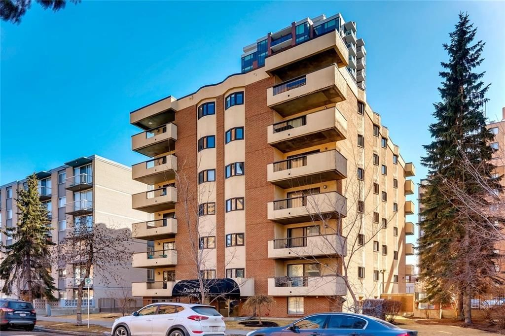 Main Photo: 604 1311 15 Avenue SW in Calgary: Beltline Apartment for sale : MLS®# A1101039