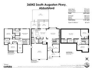 """Photo 40: 36042 S AUGUSTON Parkway in Abbotsford: Abbotsford East House for sale in """"Auguston"""" : MLS®# R2546012"""