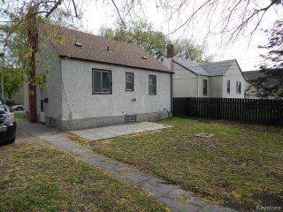 Photo 18: 288 Edison Avenue in WINNIPEG: North Kildonan Residential for sale (North East Winnipeg)  : MLS®# 1511957
