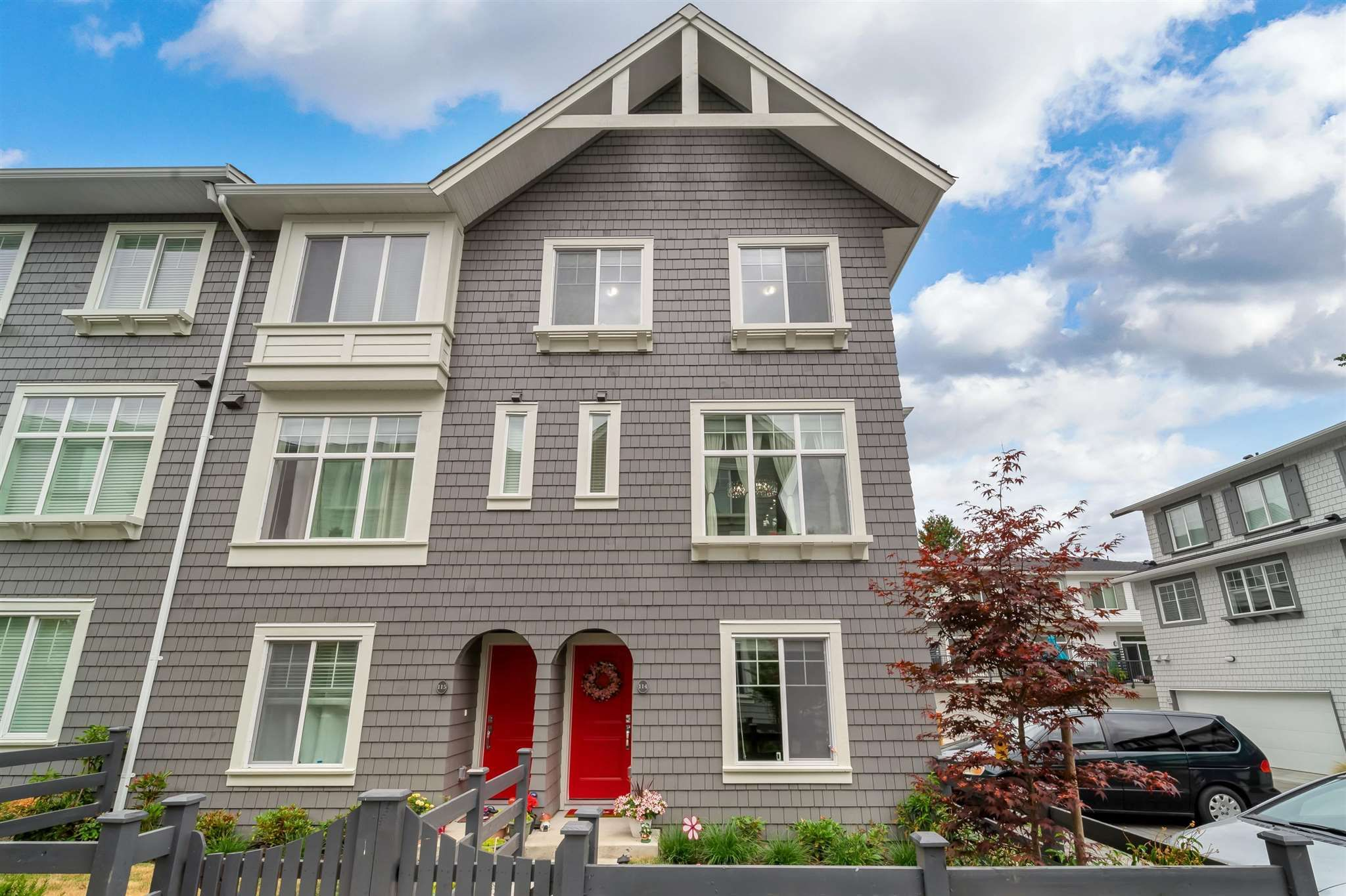 Main Photo: 114 8168 136A Street in Surrey: Bear Creek Green Timbers Townhouse for sale : MLS®# R2603701