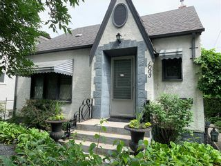 Photo 1: 1005 Alfred Avenue in Winnipeg: Shaughnessy Heights Residential for sale (4B)  : MLS®# 202121190