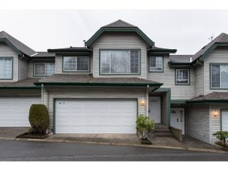 """Photo 1: 27 7465 MULBERRY Place in Burnaby: The Crest Townhouse for sale in """"THE CREST"""" (Burnaby East)  : MLS®# R2024058"""